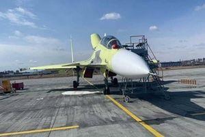 Lộ diện tiêm kích Su-30SME đầu tiên của khách hàng ĐNÁ