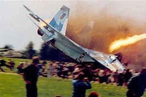Ghế phóng trên Su-22 hiệu quả hàng đầu thế giới