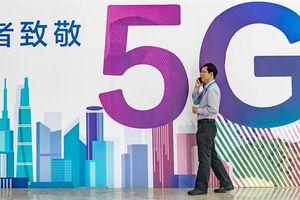 Tình báo Mỹ lo Trung Quốc đi trước trong cuộc chiến 5G