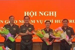 Bổ nhiệm nhân sự nội chính, quân đội 3 tỉnh
