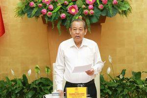 Phó Thủ tướng Trương Hòa Bình chủ trì Hội nghị toàn quốc về bảo đảm TTATGT