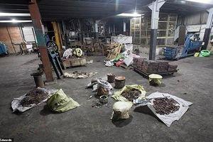 Lạnh người 'kho' vũ khí của kẻ khủng bố đẫm máu Sri Lanka