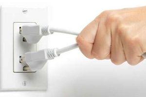 Những cách tiết kiệm điện ngày hè nắng nóng
