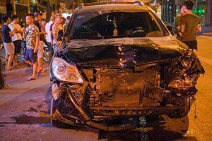 Khởi tố vụ tài xế 'xe điên' gây tai nạn ở Hà Nội khiến nữ lao công tử vong