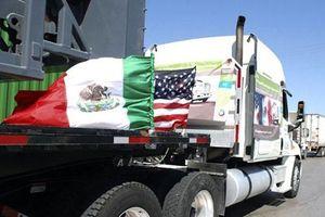Tin từ Mỹ-Latinh: Mexico trở thành đối tác thương mại lớn nhất của Mỹ