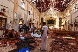 Đánh bom liên hoàn tại Sri Lanka: Xung đột bạo lực chưa có điểm dừng