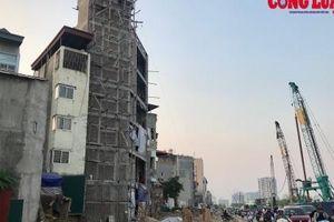 Hà Nội: Tràn lan nhà 'siêu mỏng, siêu méo' trên những tuyến đường nghìn tỷ