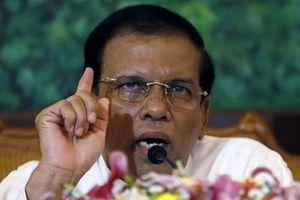 Tổng thống Sri Lanka tuyên bố 'thay máu' lực lượng quốc phòng sau vụ đánh bom