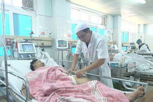 Quảng Trị: 'Báo động đỏ' liên bệnh viện, cứu sống 2 ca đột quỵ