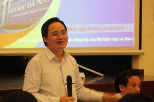 Bộ trưởng Nhạ yêu cầu quyết liệt triển khai làng Đại học Đà Nẵng