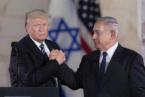 Khu định cư của Israel ở Cao nguyên Golan được đặt tên Trump