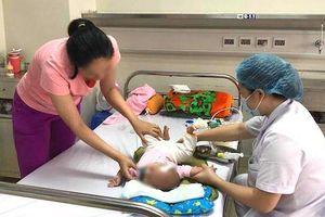 Hàng chục trẻ viêm não biến chứng thần kinh, hầu hết chưa tiêm phòng