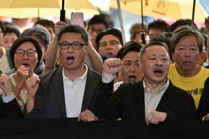 Hongkong: Lãnh đạo các cuộc biểu tình của phong trào Dù vàng bị kết án tù