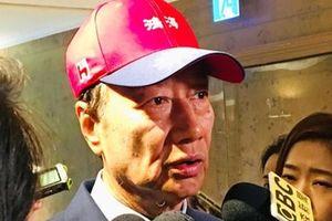 Phong cách quản lý 'khác biệt' của tỷ phú lắp ráp iPhone tranh cử lãnh đạo Đài Loan