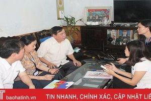 Hà Tĩnh hoàn thành tổng điều tra dân số và nhà ở trước thời hạn
