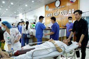 Bảo đảm người bệnh cấp cứu được khám, điều trị kịp thời dịp nghỉ lễ