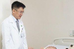 Phẫu thuật thành công, cứu một bệnh nhân suýt bị liệt hai chân