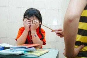 Đắk Lắk: Không làm được bài tập, nữ sinh bị cô giáo đánh bầm tím mông