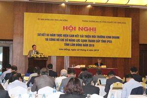 'Doanh nghiệp hiến kế để Lâm Đồng cải thiện hơn nữa môi trường kinh doanh'