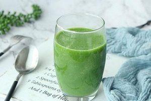 Mỗi tuần bạn hãy uống món sinh tố này ít nhất 1 lần để thải độc cơ thể, tránh xa ung thư