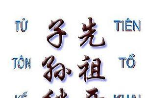Phần 2 : Cần phải gọi đúng: Tiếng Việt cổ!