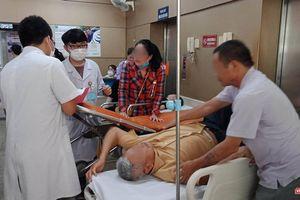 Nắng nóng gay gắt, bệnh nhân đột quỵ nhập viện tăng cao