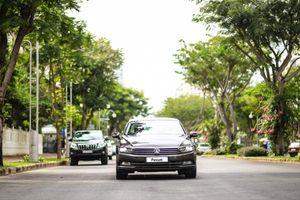Chiếc Volkswagen Passat thứ 30 triệu xuất xưởng