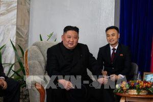 Thượng đỉnh Nga- Triều: Chủ tịch Kim Jong-un hy vọng đàm phán thành công