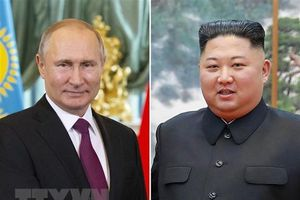 Tổng thống Nga sẽ gặp nhà lãnh đạo Triều Tiên vào sáng 25/4