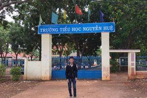 Đắk Lắk: Cô giáo trần tình vụ đánh tím mông học trò