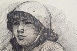 Họa sĩ đất Cảng với nhật ký hình ảnh 'Chiến tranh & Hòa bình'
