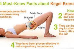Bài tập Kegel và những lợi ích không ngờ