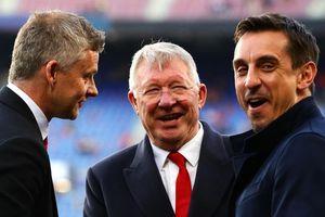 Man United cần những 'người đàn ông' để đứng dậy từ vũng lầy tăm tối