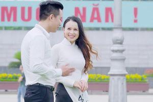 MC Thu Hằng vượt qua nhiều 'tiêu chuẩn' để làm nữ chính trong MC của Sao Mai Xuân Hảo