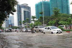 Mùa mưa 2019: Hà Nội còn 13 trọng điểm ngập úng