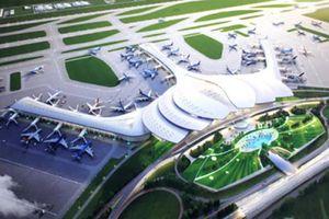 Cảng hàng không quốc tế Long Thành sắp có mặt bằng