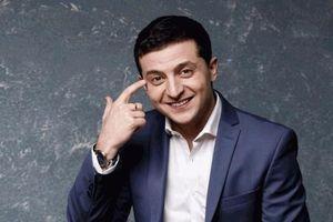 Rộ đồn đoán danh hài đắc cử Tổng thống Ukraine có tỷ phú 'chống lưng'