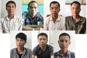 Quảng Bình: Khởi tố 7 đối tượng phá rừng ở VQG Phong Nha-Kẻ Bàng
