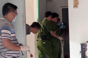 Án mạng ở Bình Dương: Nhiều cửa phòng trọ bị cột dây kẽm
