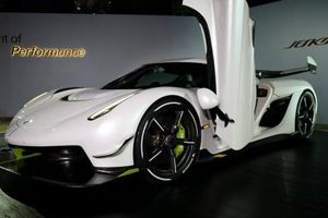 Siêu xe nhanh nhất thế giới - Koenigsegg Jesko lần đầu tiên có mặt tại châu Á
