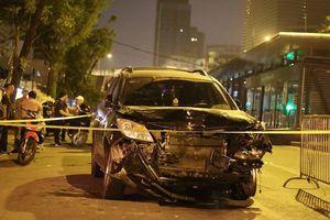 Lái xe 'điên' đâm chết nữ công nhân vệ sinh nhận mức án nào?