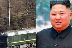 Chủ Tịch Kim Jong-un đã đến Nga bằng tàu bọc thép đặc chủng