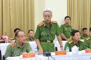 Tướng Phan Anh Minh nói gì về 'cát tặc'?