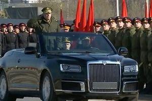 Rolls-Royce mui trần phiên bản Nga lộ diện