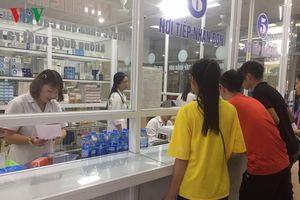 Nhà thuốc kết nối liên thông: Siết chặt quản lý bán thuốc kê đơn