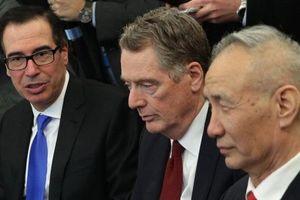 Mỹ và Trung Quốc nối lại đàm phán thương mại cấp cao vào ngày 30/4