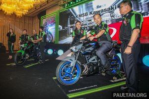 Kawasaki Z400 SE ABS 2019 và Z250 ABS ra mắt tại Malaysia