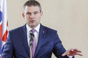 Thủ tướng Slovakia thăm Mỹ, tập trung hợp tác quốc phòng