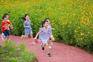 Thỏa sức chơi với thiên nhiên dịp nghỉ lễ 30/4 tại Ecopark