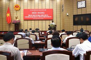 Hà Nội triển khai công tác phòng, chống thiên tai năm 2019